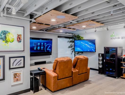 Sounds Good Corporation Showroom