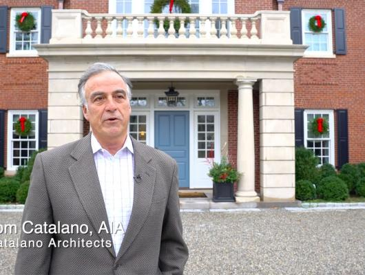 Architect Tom Catalano