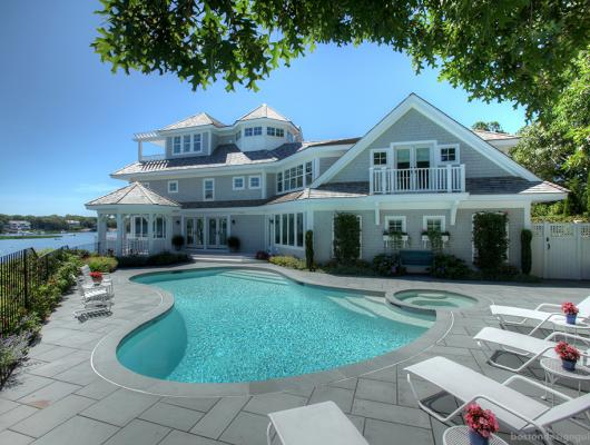 summer home architecture
