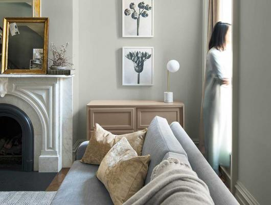 Metropolitan: Benjamin Moore & Co. Color of the Year 2019