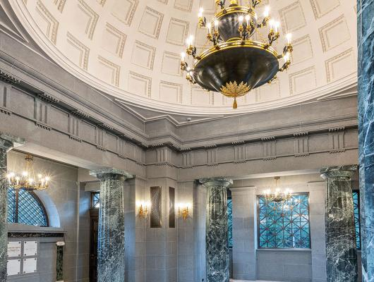 Bulfinch Award-winning Sanctuary by Eric Inman Daum Architect