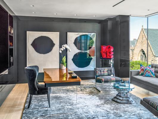 high-end condominium design in Boston, MA