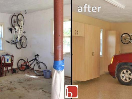Boston Garage custom garage solutions
