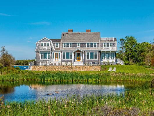 Inside a vexing renovation of a beloved Cape Cod home