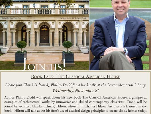 high end home builders book talk invitation