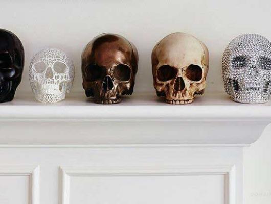 Halloween chic decor ideas