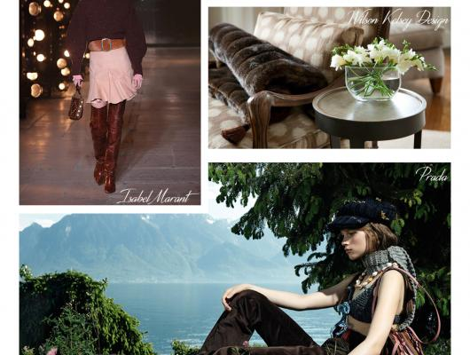 high-end fashion home design trends for fall