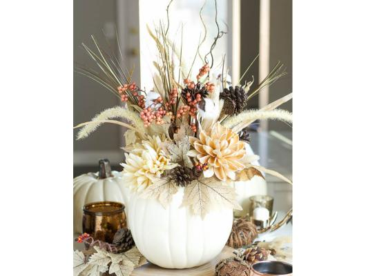 table settings for fall