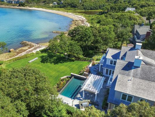 Falmouth Cape Cod beautiful homes