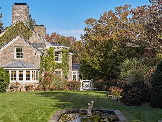 Country house renovation