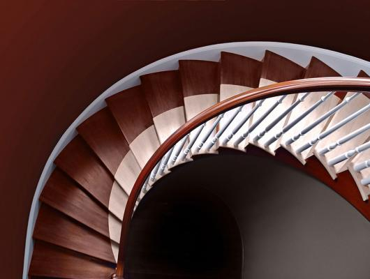 Cooper Stairworks; available at Horner Millwork