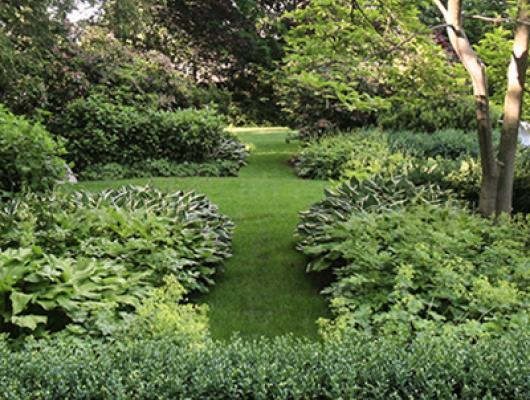 High-end landscape architecture