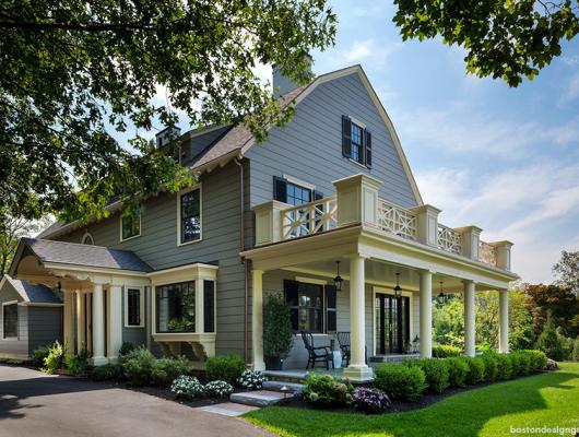 Lexington High End Luxury Homes and Restoration New England