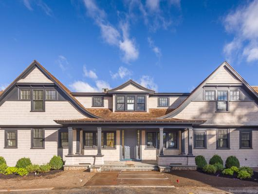New England classic homes