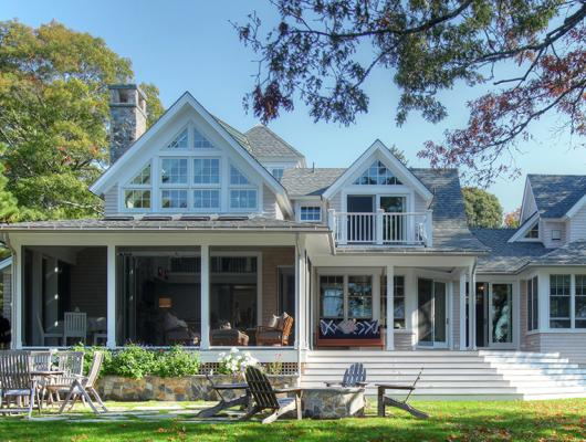 Architecture Cottage Home Remodel