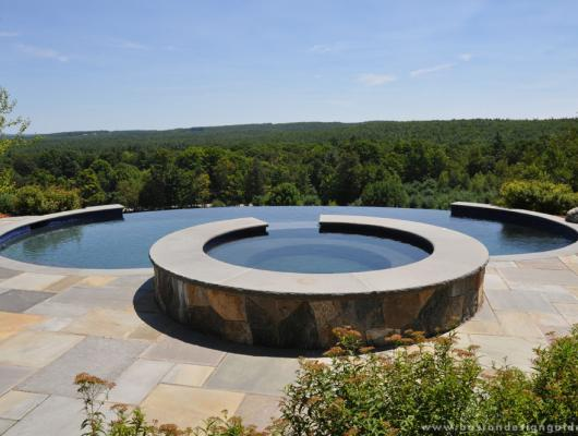 New England pool construction in Billerica, Massachusetts, Amherst New Hampshire and on Cape Cod