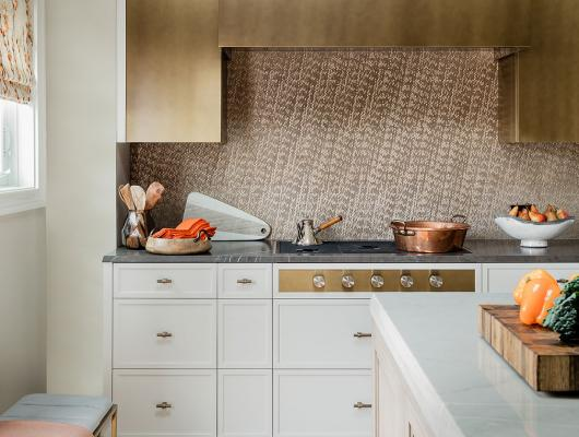 Kitchen Designer Donna Venegas' Charlestown Kitchen
