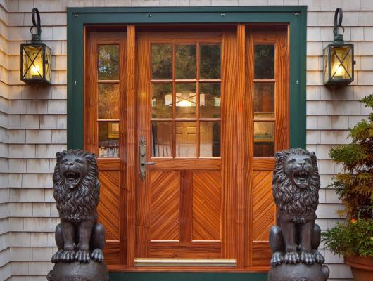 Wetstone Architectural Woodworking