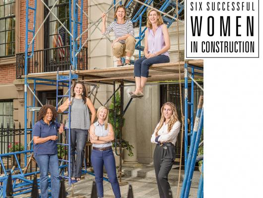 women in the building industry