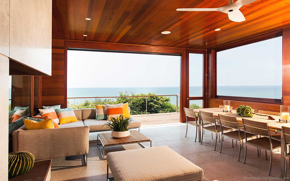 Summer Homes & Style: California-Style Dream | Boston Design Guide