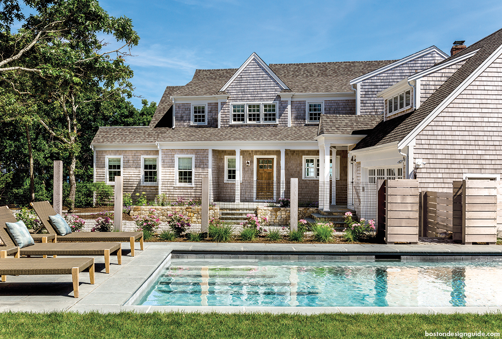 Summer homes style bayside gem boston design guide for Cape cod architecture