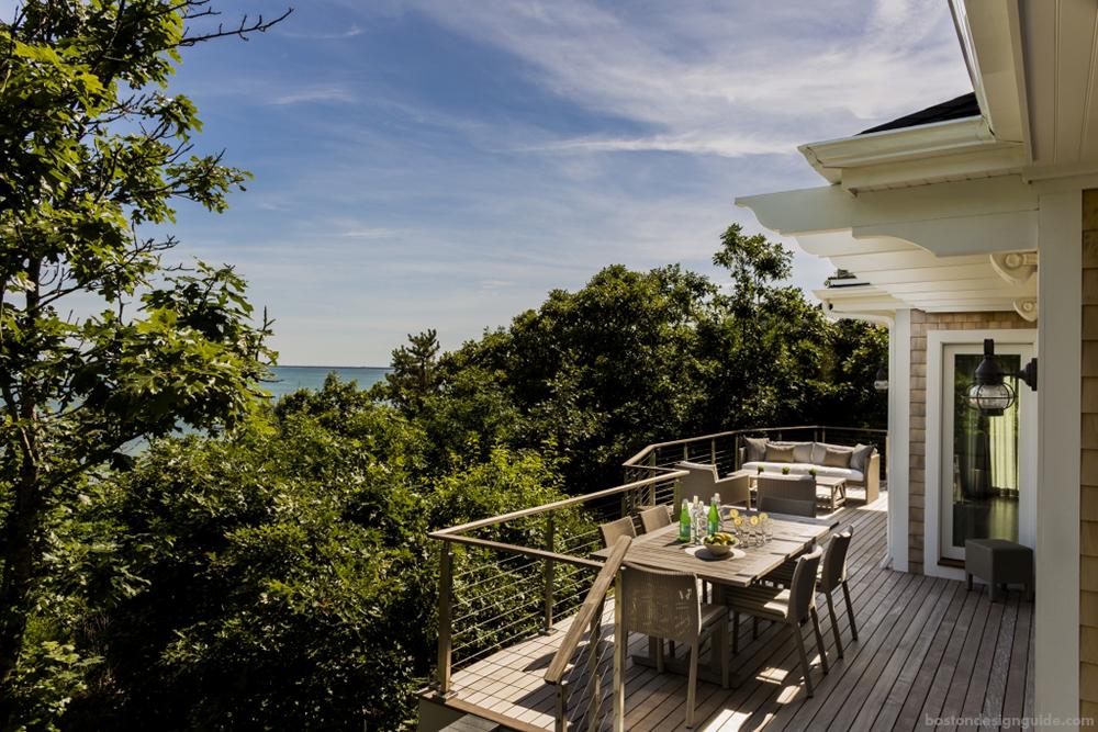 Cape Cod home views