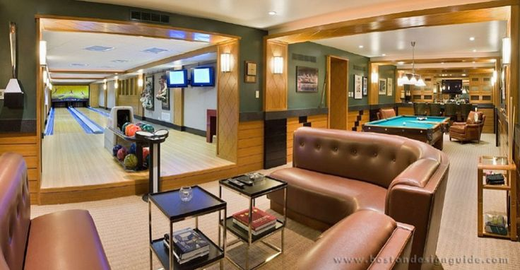 10 Superbowl Man Caves