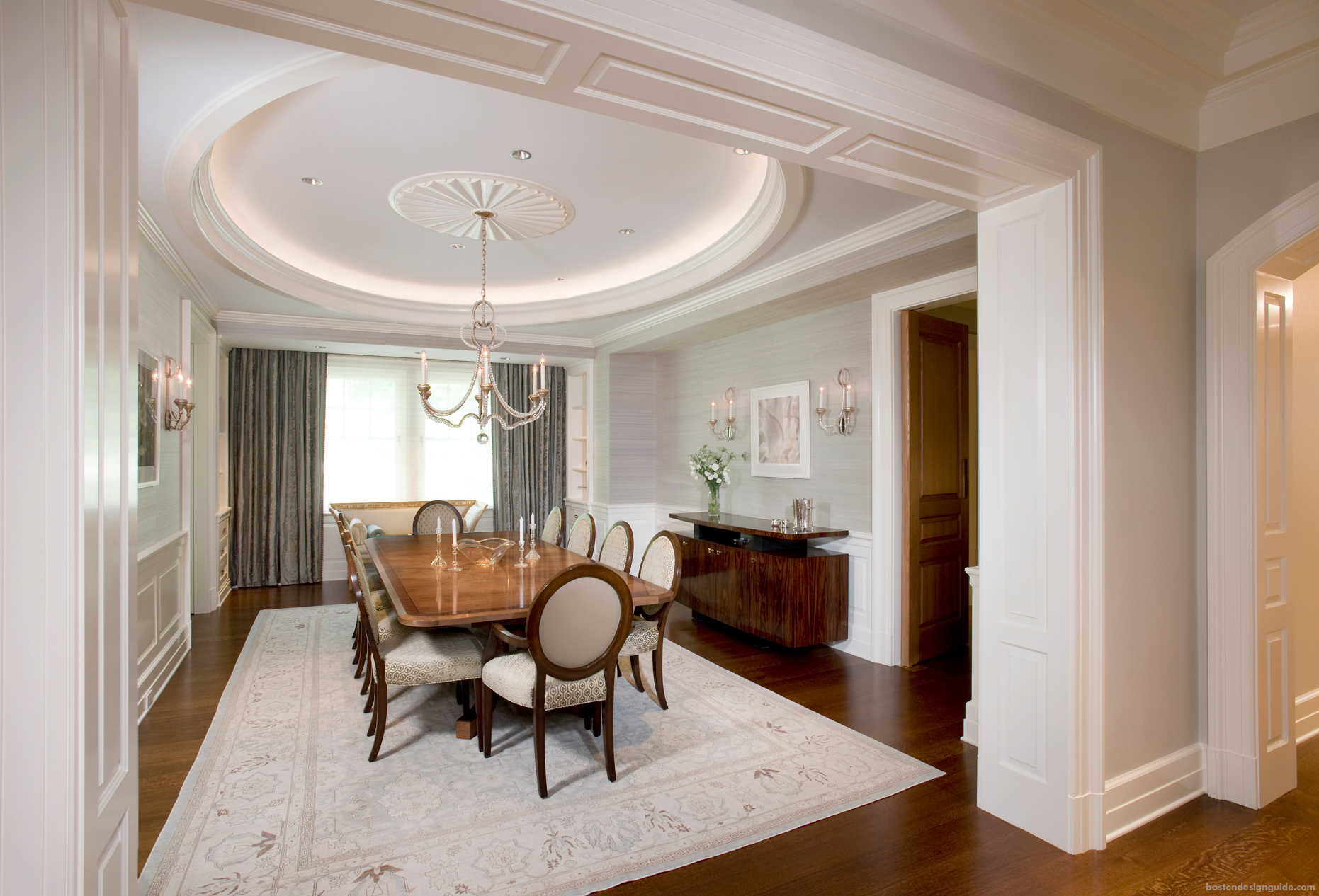 High End Interior Design Inspiration for residential Homes