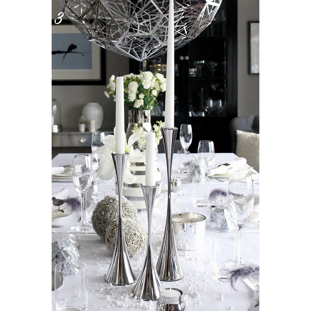 Holiday Table Settings for the Home
