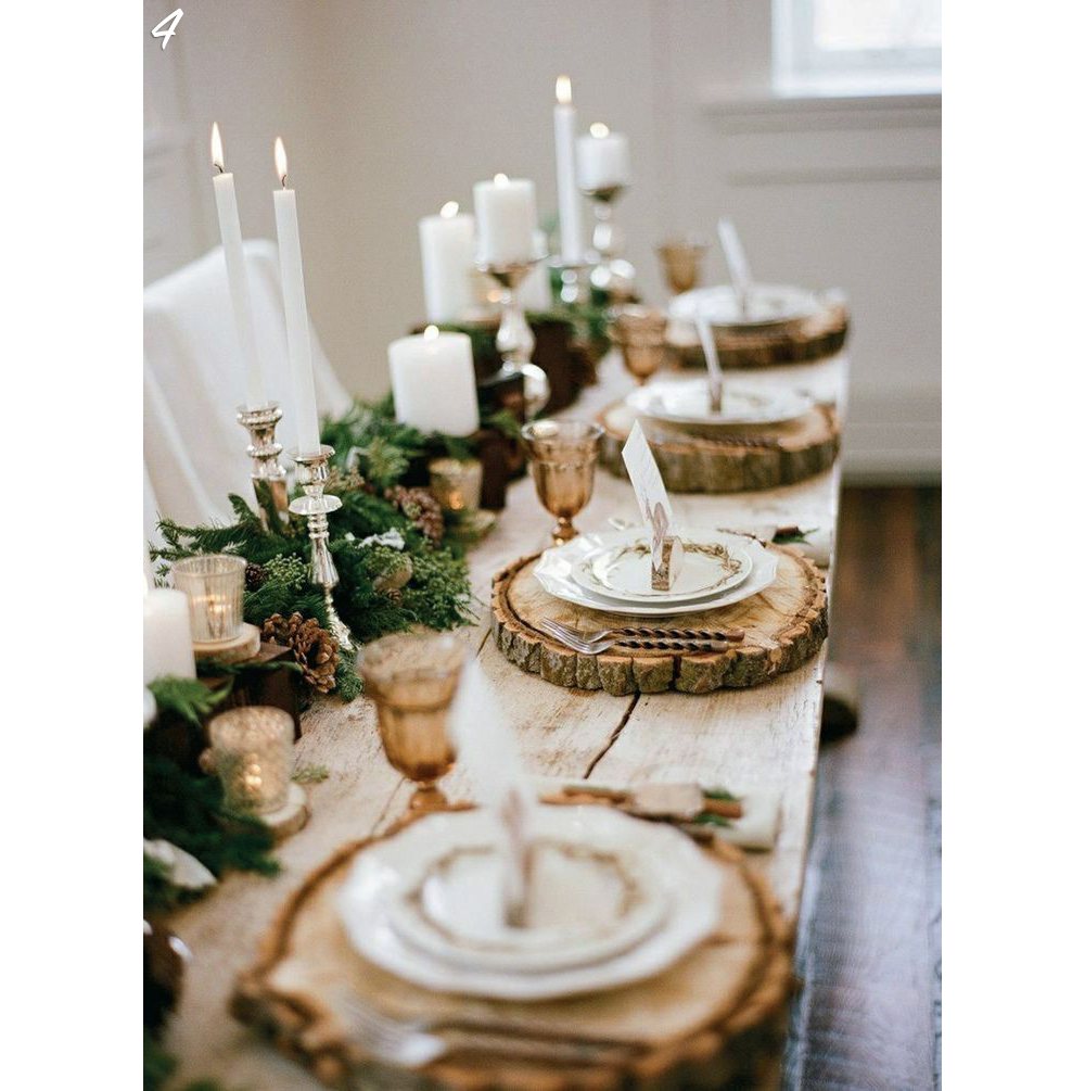 Fun Unique DIY Holiday Table Settings Decor