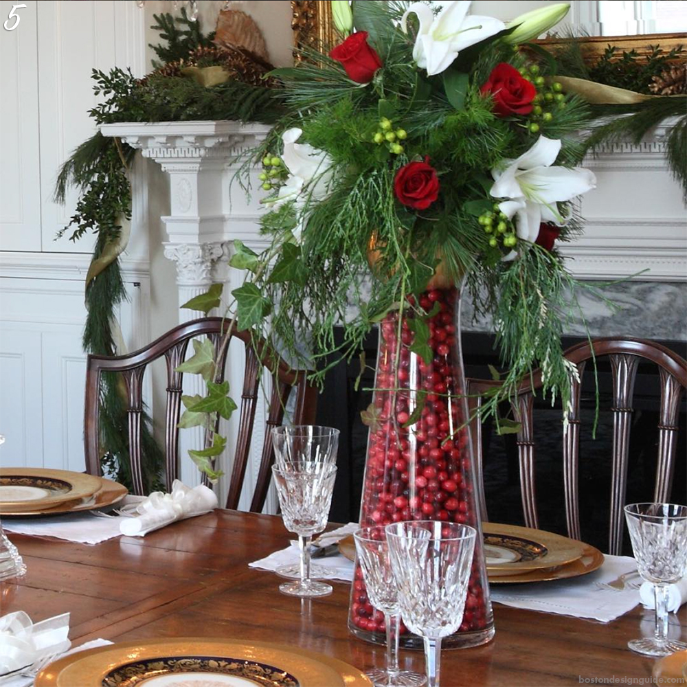 Home Holiday Table Settings