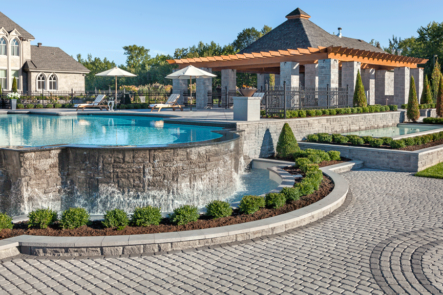 Prep your home for summer boston design guide for Techo bloc