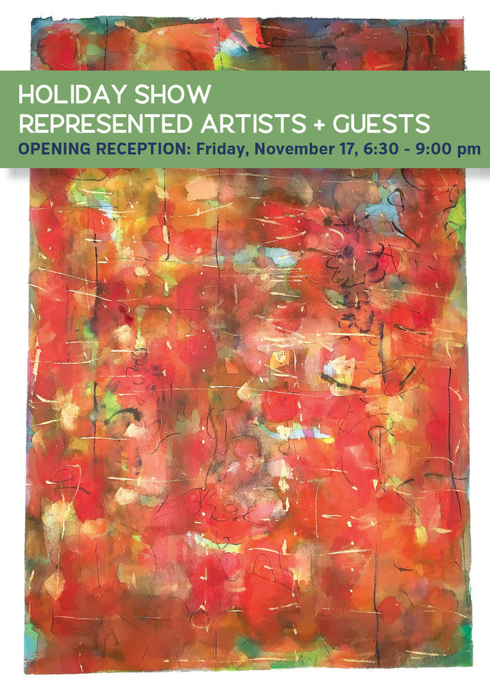 holiday art show in concord, MA