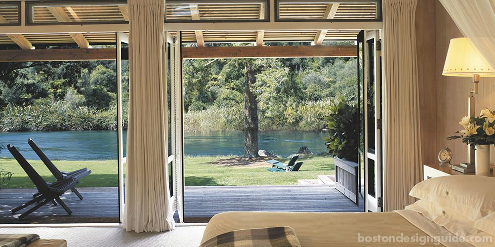 high-end home retreats