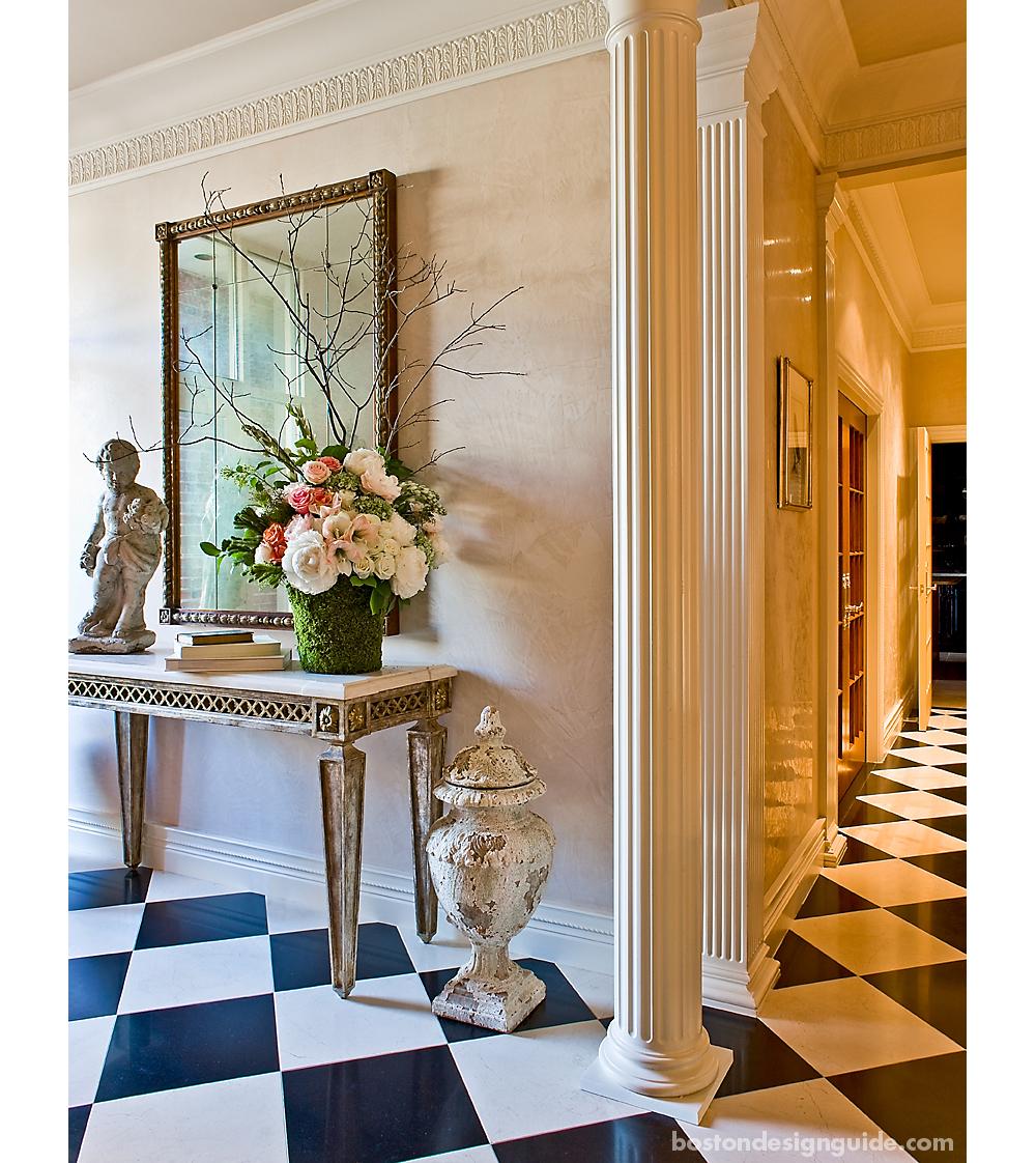 inspirational interior designers in New England