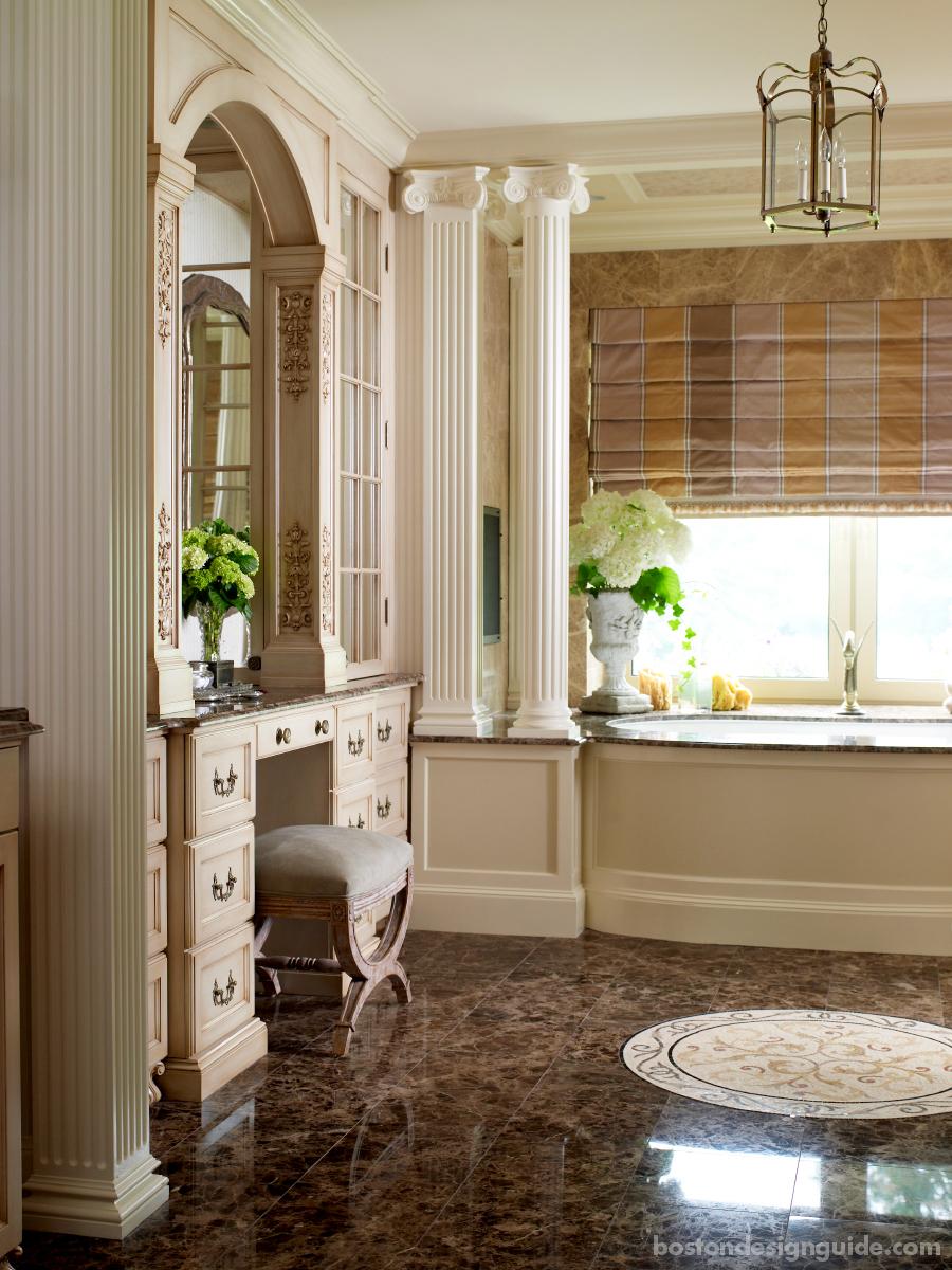 interior design inspired by Paris, France