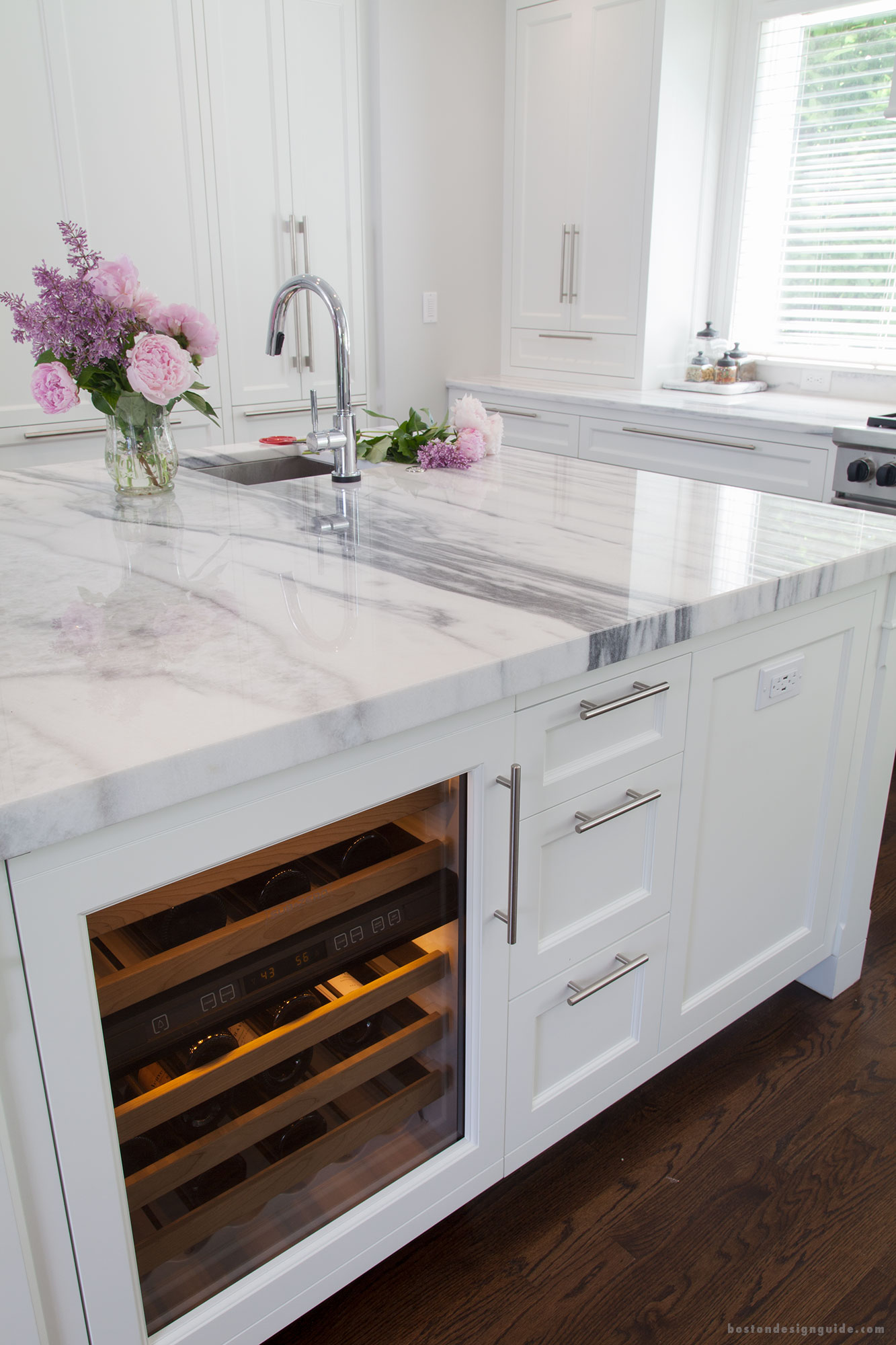 fine home kitchen marble and granite