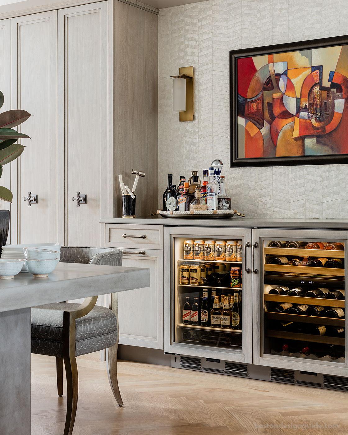 Kitchen Designer Donna Venegas' Charlestown Kitchen
