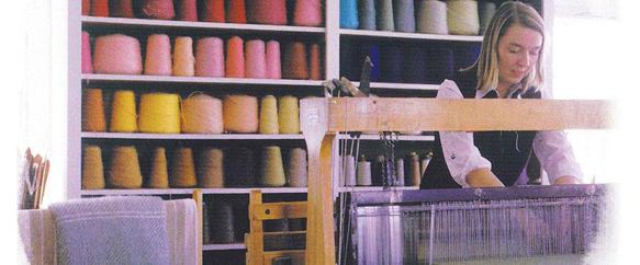 Nantucket Looms weavers