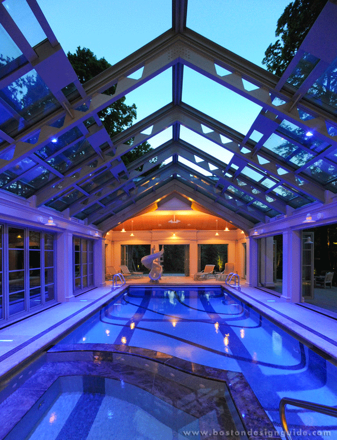 Built by Wellen Construction; Architecture by Gleysteen Design; Natatorium by Combined Energy Systems