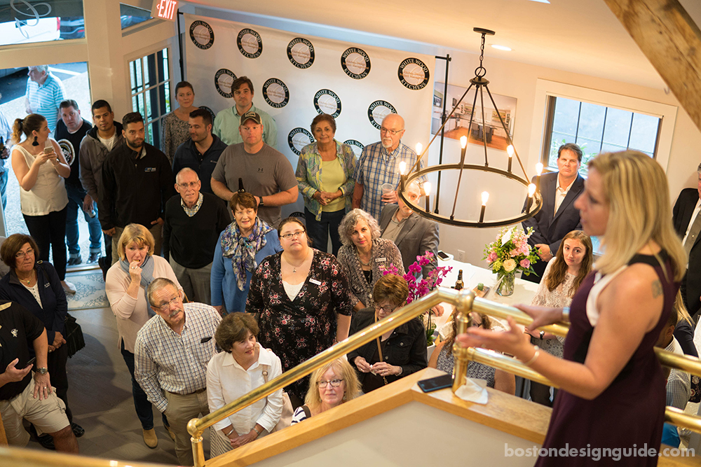 White Wood Kitchens Falmouth Showroom Grand Opening