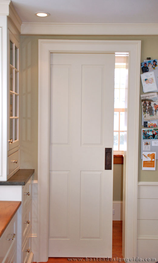 Whitla Brothers - Trending: Interior Sliding Barn Doors Boston Design Guide