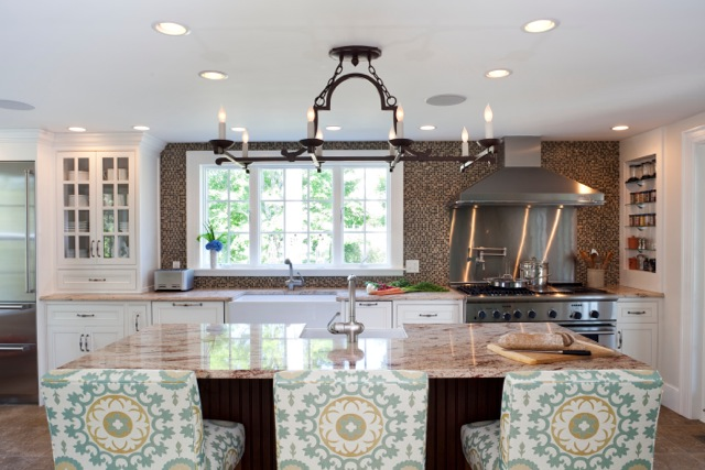 Trends Magazine Features Kitchen Design by Wilson Kelsey Design ...