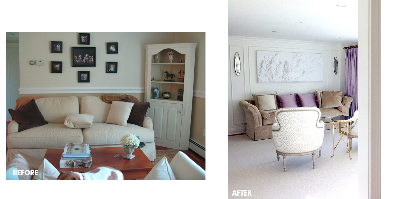 French salon makeover