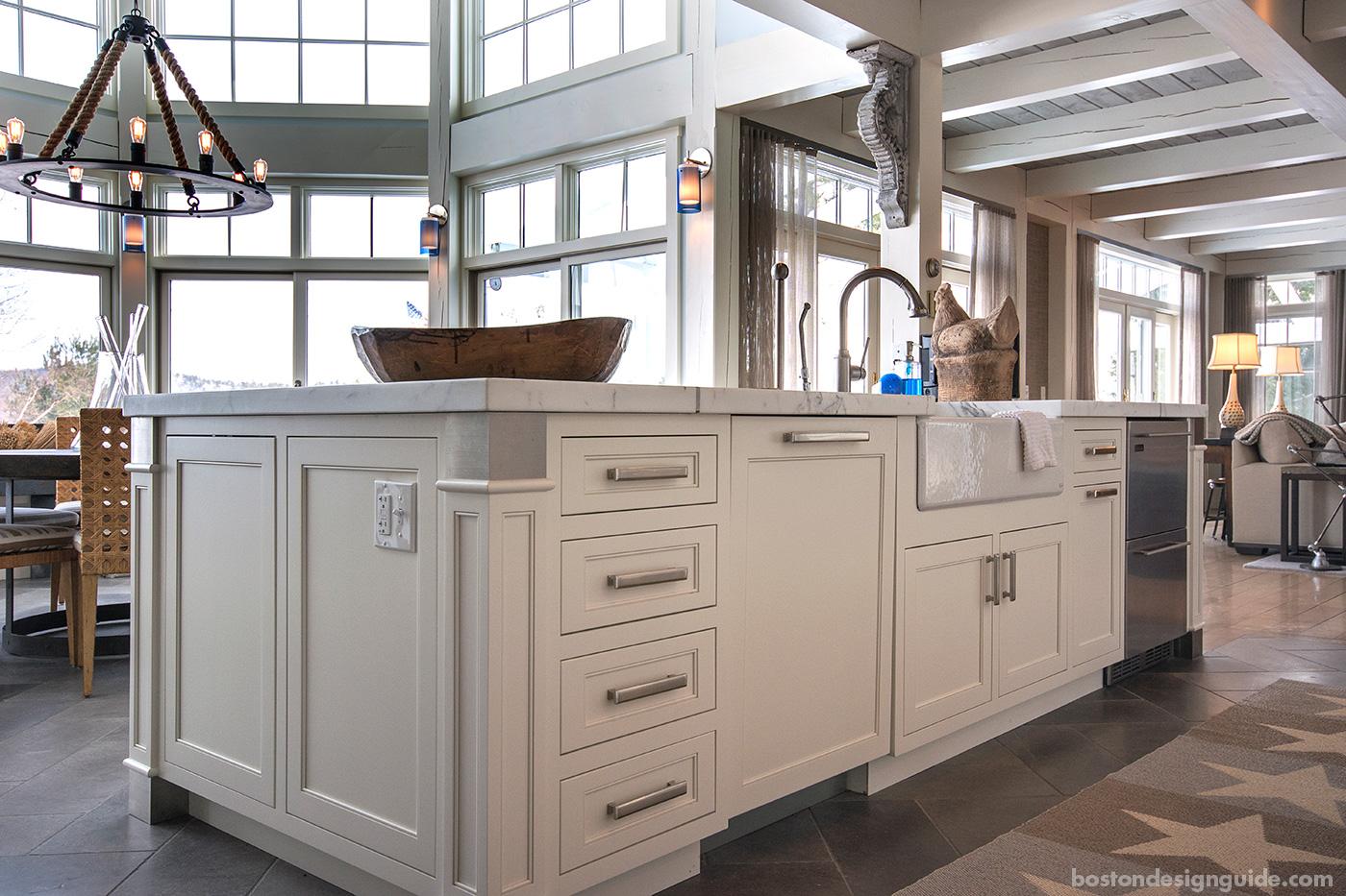 New Hampshire kitchen renovation