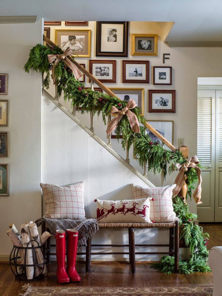7 Ways to Decorate with Holiday Greens