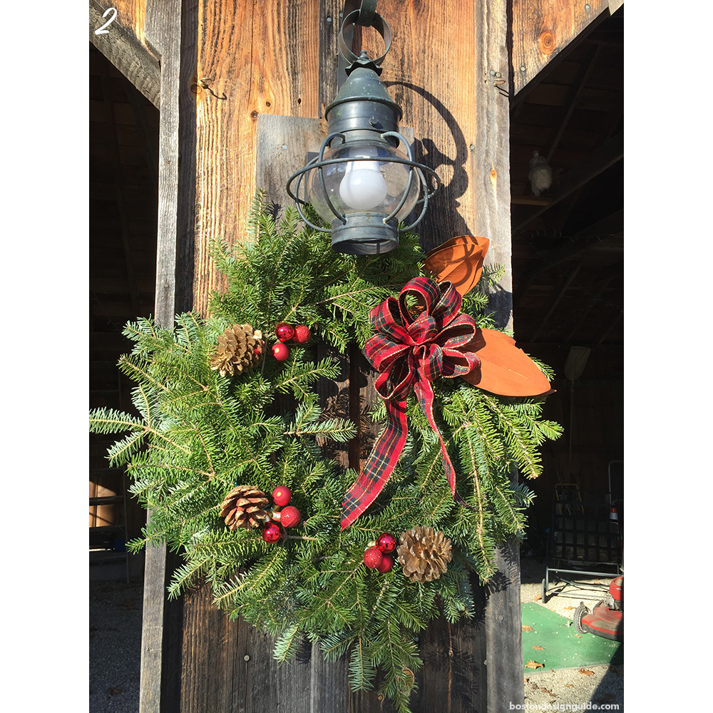Holiday Decorations Wreath