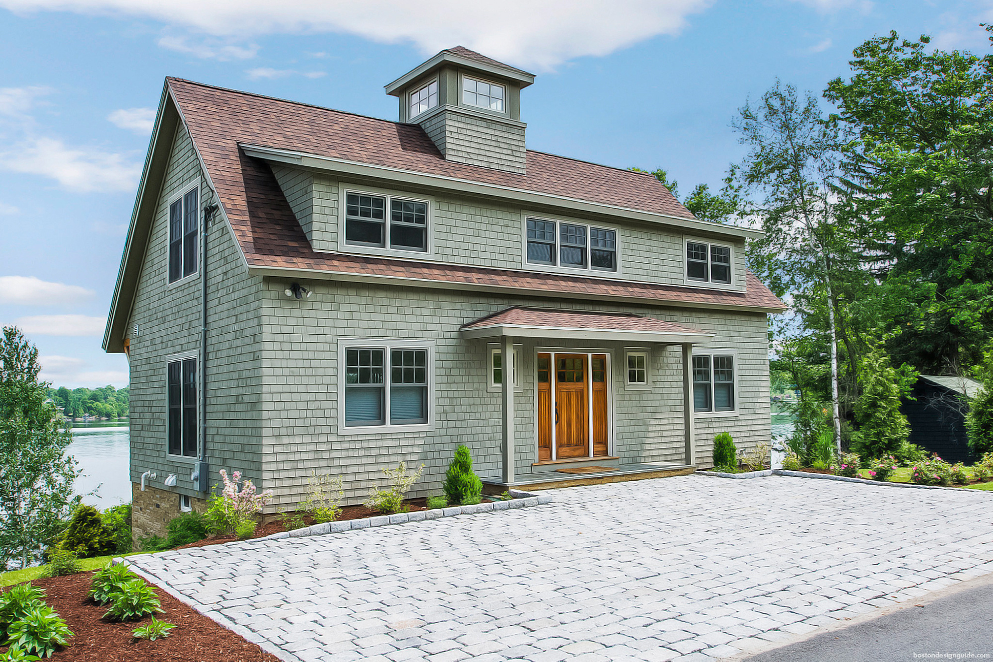 Yankee Barn Homes View Gallery