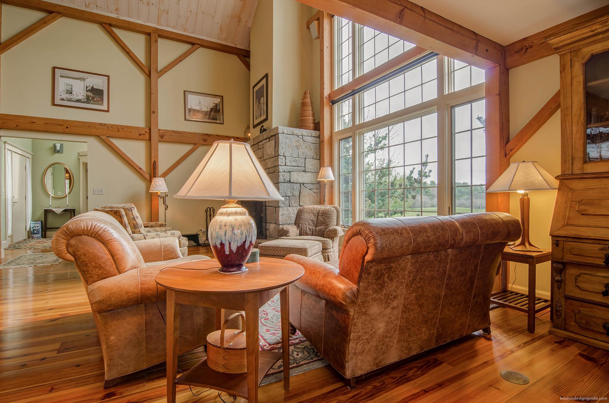 Yankee Barn Homes. View Gallery