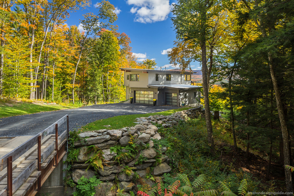 Custom Builder design build professionals in New England